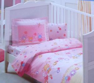 Lenjerie bebe roz
