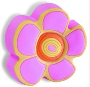 Buton floare roz