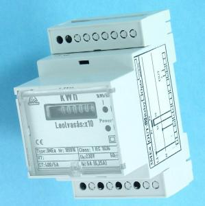 Contoare electrice monofazate