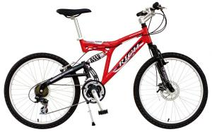 Bicicleta mountain bike 24' sport