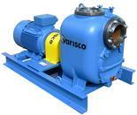 Pompe centrifugale autoamorsante