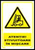 Indicatoare de avertizare
