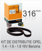 Kit distributie - opel