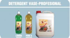 Detergenti profesionali vase