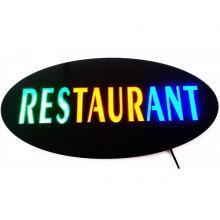 Reclame luminoase restaurante