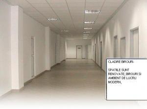 Cladire birouri bucuresti spatii