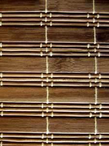 Rola bambus - lamele legate cu fir