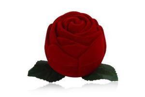 Cutie bijuterii trandafir