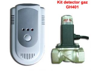 Kit detector gaz