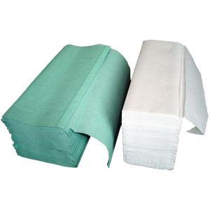 Prosoape hartie pliate Z verde