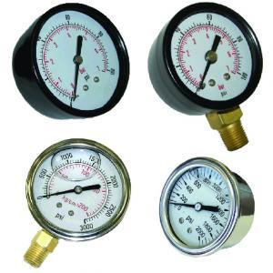 Manometre pentru masuratori hidraulice