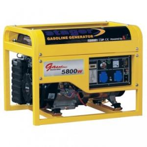 Generator stager gg 7500 e+b