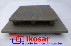 Platforma electroizolanta cauciuc