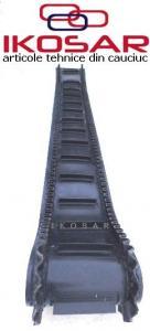 Banda transportatoare ciment