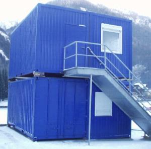 Container tip birou nou