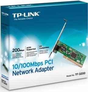 Pci 10/100 mbps