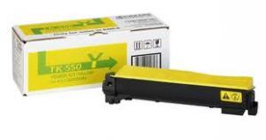TK-550Y Cartus Toner yellow pt FS-C5200DN, 6.000 pag