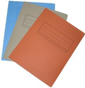 Dosar carton a4 simplu color