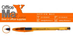 Pix BIC ORANGE GRIP NEGRU