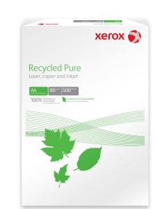 Recycled Pure hartie A4 80 g/mp, top 500 coli