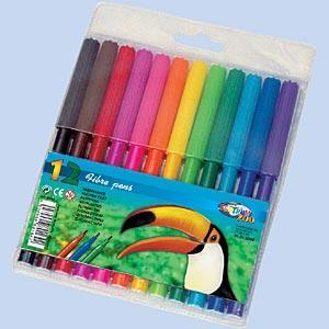 Carioci set 12 culori
