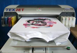 Imprimanta pe textile