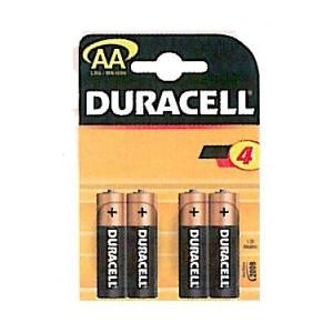 Baterii Duracell R6 (AA)