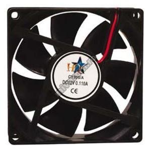 Ventilator 12V 80x80x25mm CY205/A