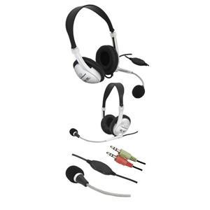 Casti stereo cu microfon EH 114