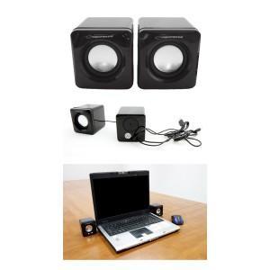 Boxe 2.0 Leggiero USB 2x3W