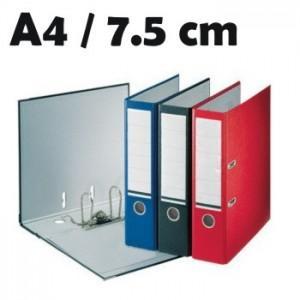 Biblioraft A4 plastifiat