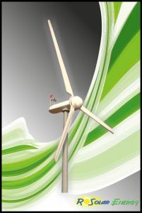 Generator eolian de energie