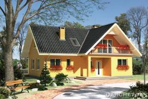 Proiecte case pe teren ingust
