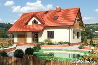 Proiectare Locuinte - Proiecte Case Ieftine - Planuri Case de Locuit