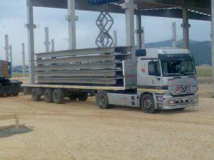 Transport marfa