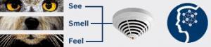 Detectorul automat de incendiu Seria 420/320 de la Bosch