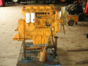 Vand motor diesel