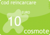 Cod reincarcare cartela cosmote 10 euro.
