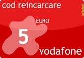 Cod reincarcare cartela vodafone