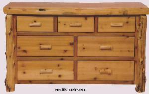 Comode din lemn