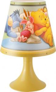 Veioza birou Globo Winnie Pooh 662312 plastic multicolor