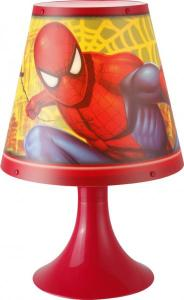 Veioza birou Globo Spiderman 662332 plastic multicolor