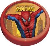Lampa de veghe copii Globo Spiderman 662335 plastic multicolor