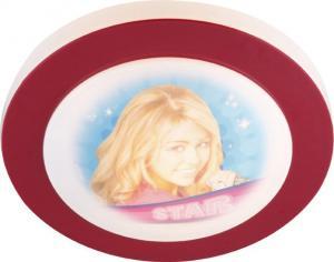 Plafoniera copii Globo Hannah Montana 662363 plastic multicolor