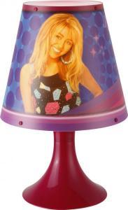 Veioza birou Globo Hannah Montana 662362 plastic multicolor