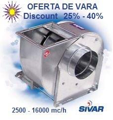 Motor ventilator hota profesionala