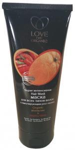 Masca superintensiva pentru stimularea cresterii parului cu portocal si ardei iute chili