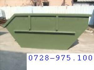 Container pentru moloz