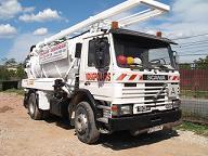 Vidanjari desfundare canalizare servicii desfundari canalizari ,denisipari,inchiriere container gunoi