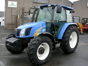 Tractor new holland 100 cp